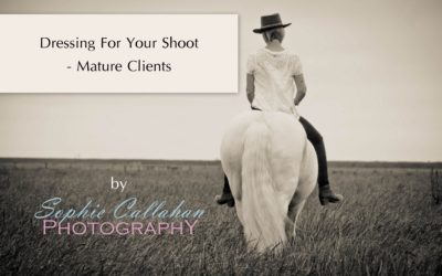 Dressing For Your Shoot – Mature Clients