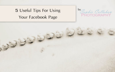 5 Useful Tips For Using Your Facebook Page