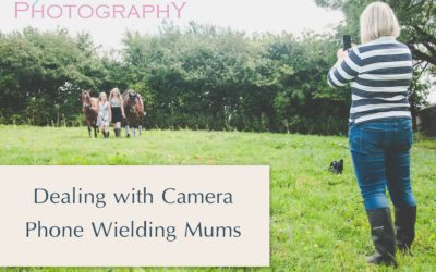 Dealing with Camera Phone Wielding Mums