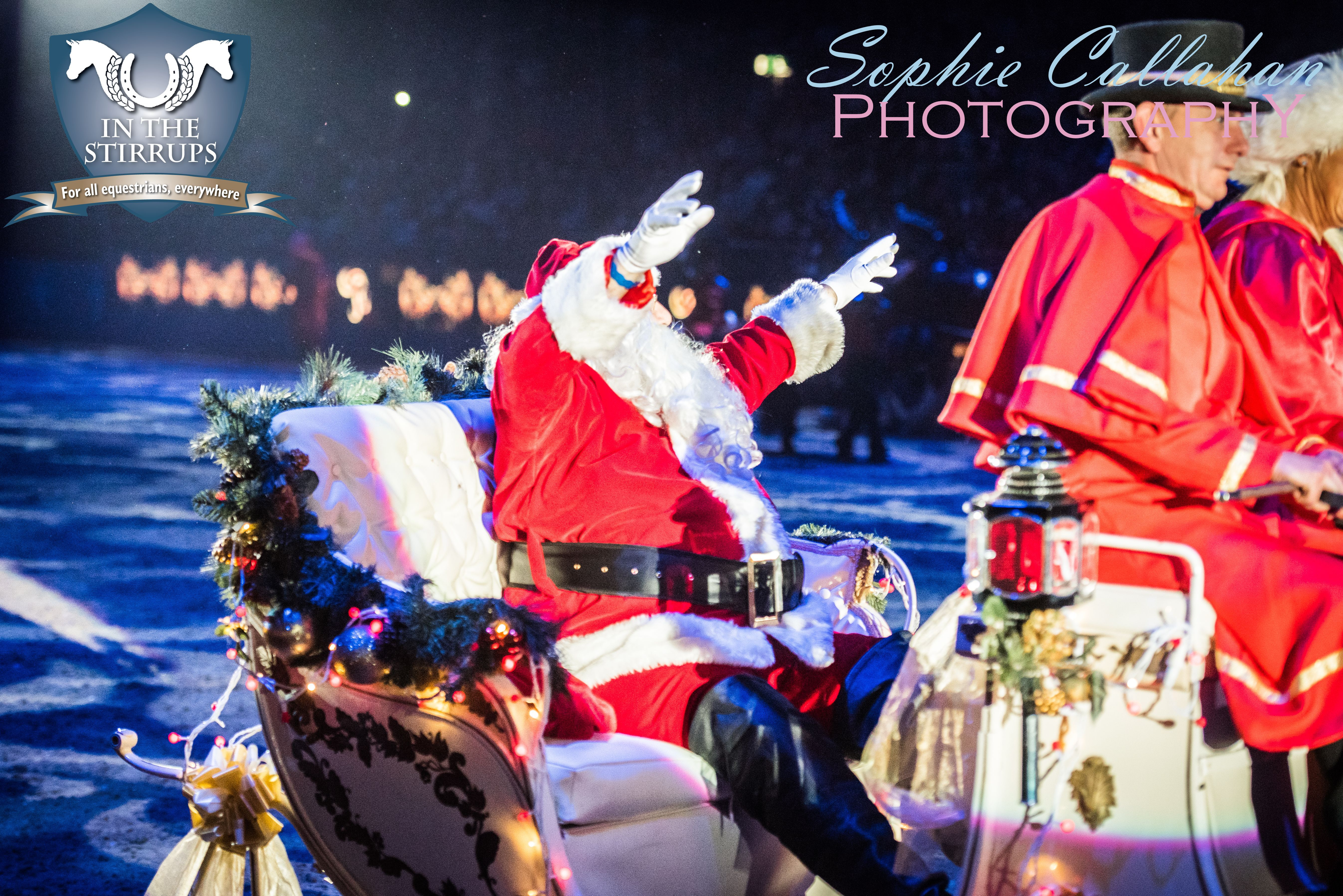 Christmas Finale, Olympia 2016, by Specialist UK Equine Portrait Photographer, Essex I equine photography equine blogger