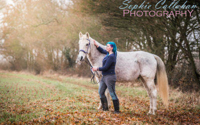 Jen & Clip – Equine Photoshoot, Suffolk