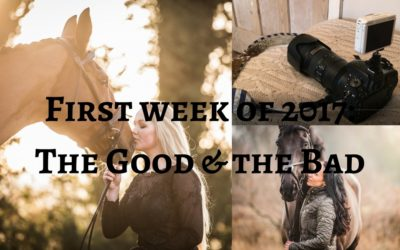 FIRST WEEK OF 2017: THE GOOD AND THE BAD – Weekly Vlog #24