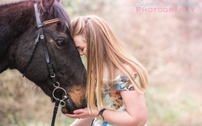 Holly & Hope – Equine Photoshoot, Essex