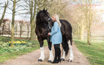 Rebecca & Corky – Equine Photography, Essex
