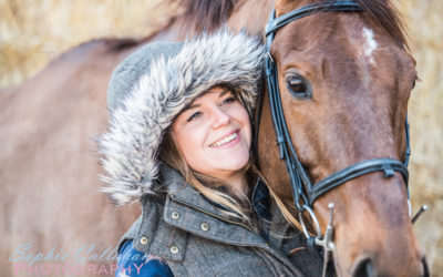 Laura & Scrumpy – Equine Photoshoot, Hertford