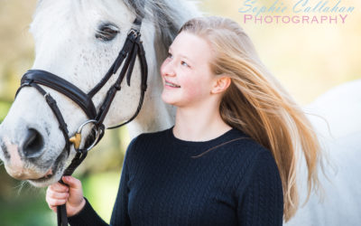 Kate & Bertie – Equine Photoshoot, Hertfordshire