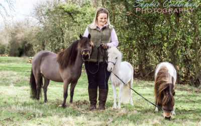 Lucinda, Herbie, Alfie, Rio, India & Murphy – Equine Photoshoot, Essex