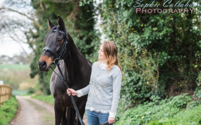 Rachael & Lily – Equine Photoshoot, Kent