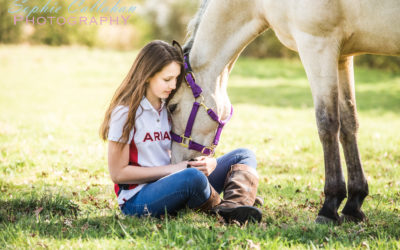 Jorja & Pippa – Equine Photography, Essex