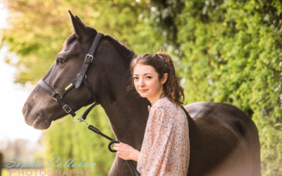Abi & Bracken – Equine Photography, Essex