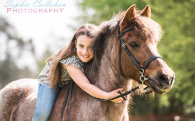 Lara & Rosie – Equine Photography, Essex