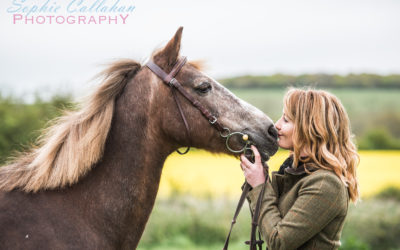Rachel & Lady – Equine Photography, Worcester