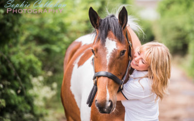 Georgie & Athena – Equine Photography, Essex