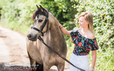 Alyssia & Star – Equine Photographer, Essex