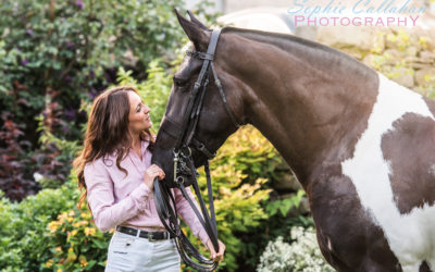 Freddi, Birdie & Cindy – Equine Photoshoot, Cumbria