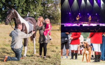 FESTIVAL OF HUNTING, SAM ON TOUR & A PROPOSAL SHOOT (BEST VLOG EVER!) –  Weekly Vlog #46