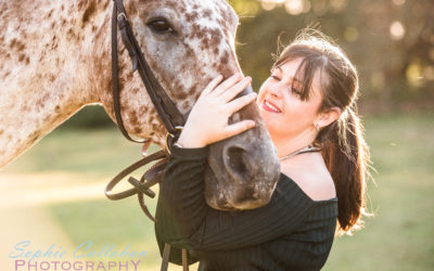 Amelia & Ace – Equine Photoshoot, Suffolk