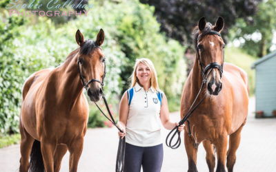 Charlotte, Strata & Ciao – Equine Photoshoot, Essex