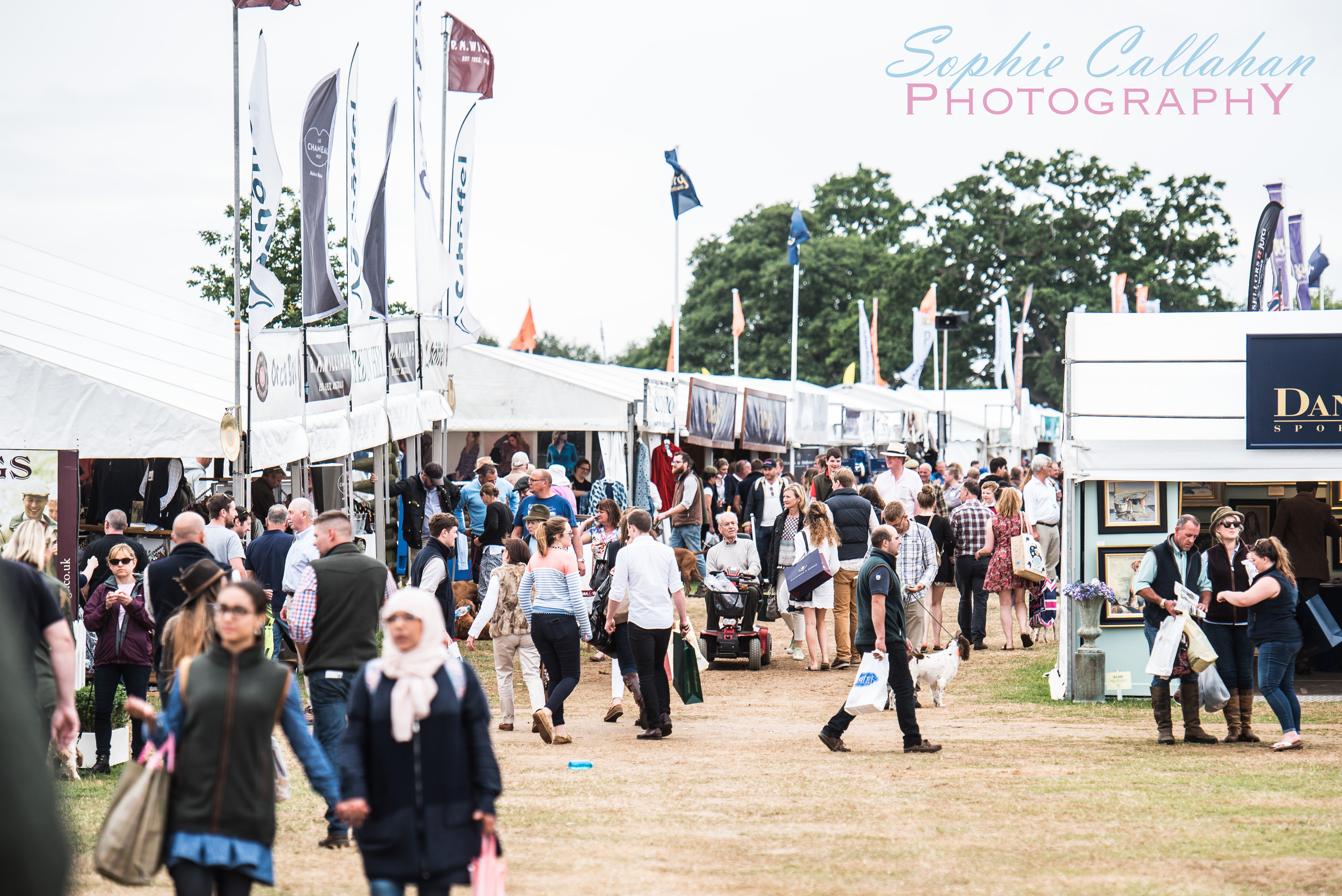 The Game Fair, by Specialist Equine Photographer & Country Lifestyle Blogger I via sophiecallahanblog.com I #equinephotography #photography #equineblogger