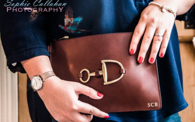 The Perfect Country Clutch Bag, from Mackenzie & George