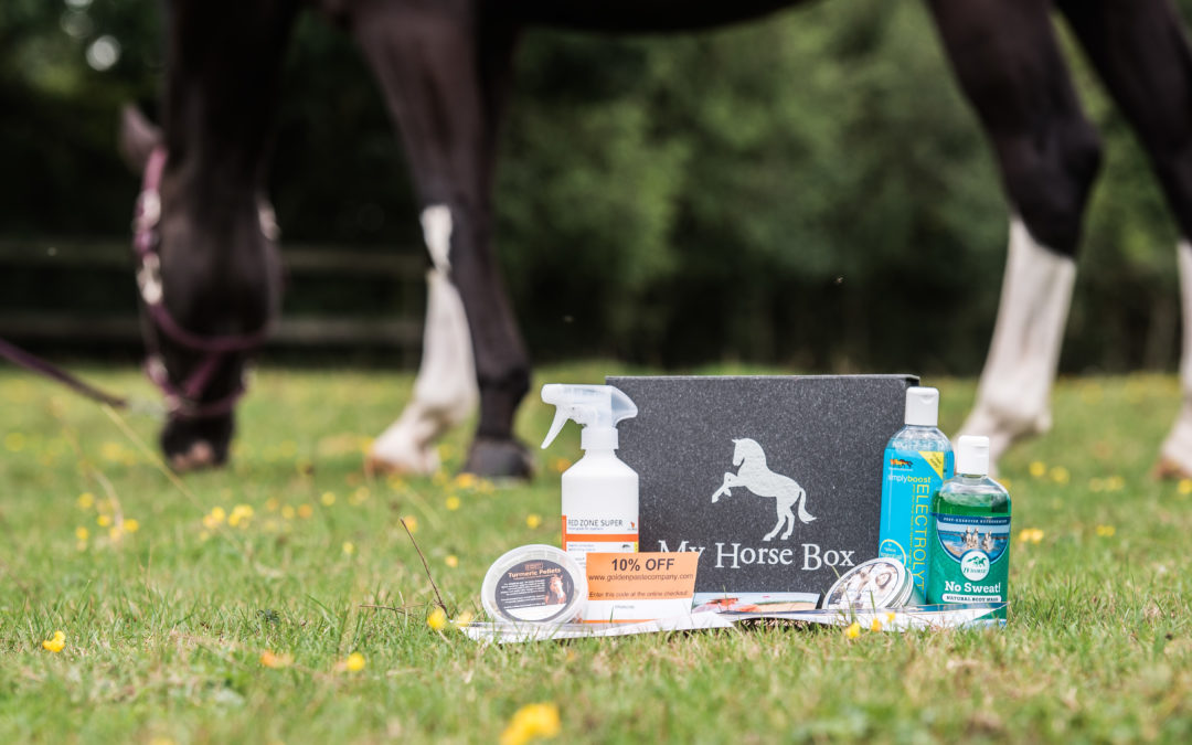The July 'My Horse Box' (And A Discount Code For You!)