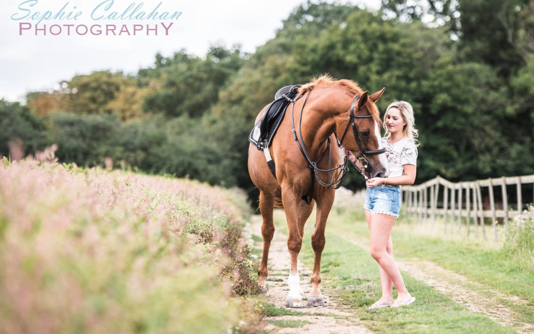 Abbie & Annie – Equine Photoshoot, Essex