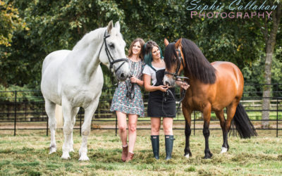 Rowan, Rhyannon, Adara & Dillon – Equine Photoshoot, Essex