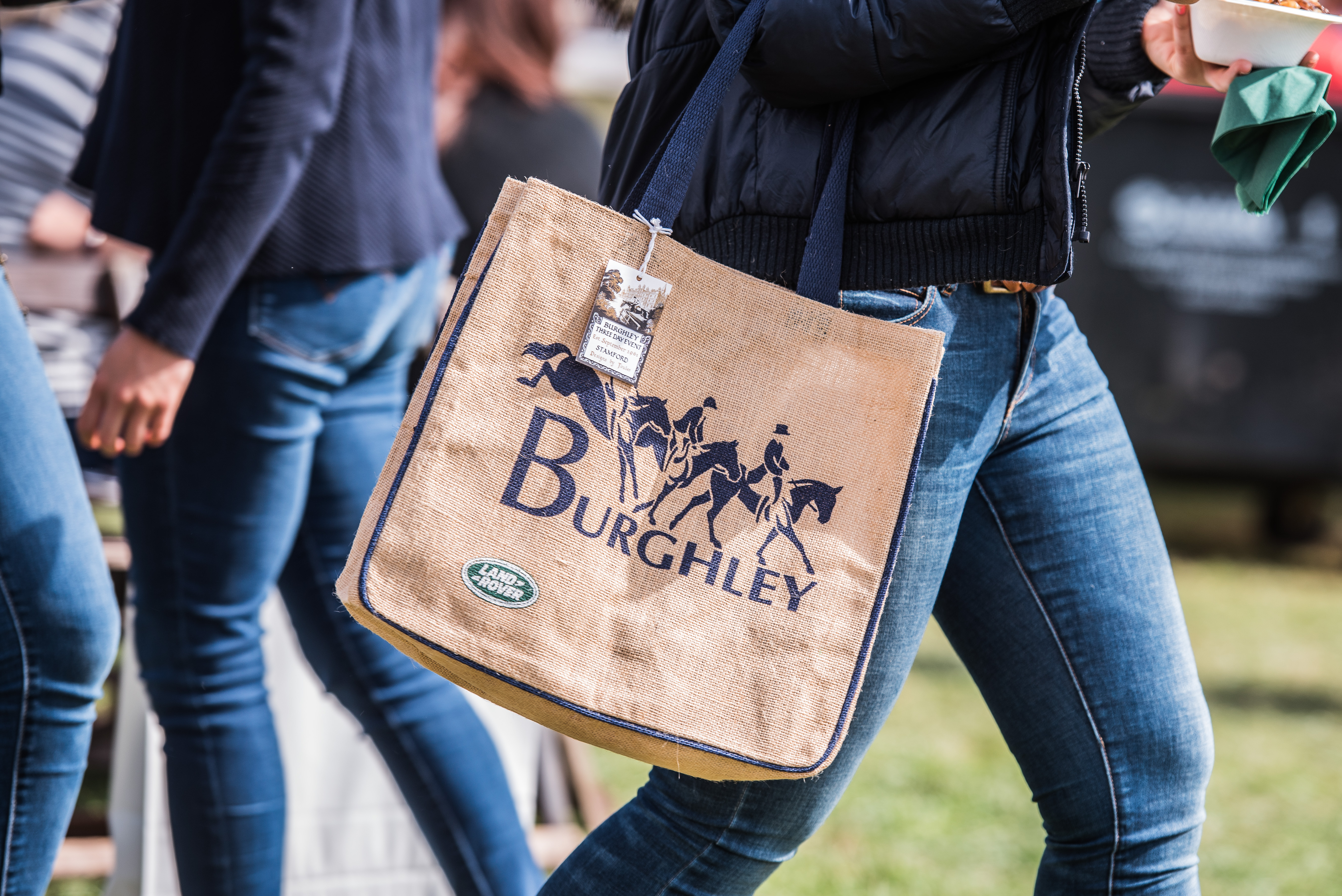 Style Spotting at Burghley Horse Trials I via Country Lifestyle Blogger sophiecallahanblog.com I #countryblogger #photography #equineblogger