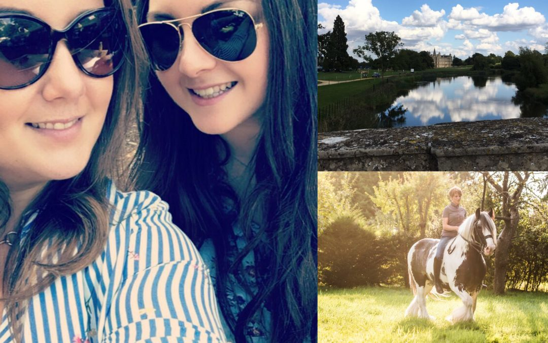 STYLE SPOTTING AT BURGHLEY HORSE TRIALS – Weekly Vlog #52