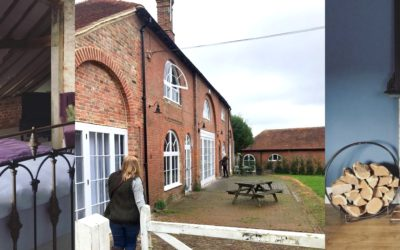 A Gorgeous Kent Country Getaway – Finchcocks Coach House, Goudhurst