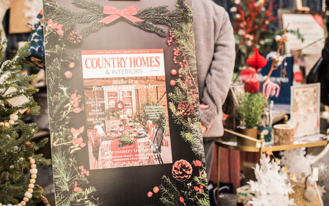My 'Country Homes & Interiors Christmas' Gift Guide