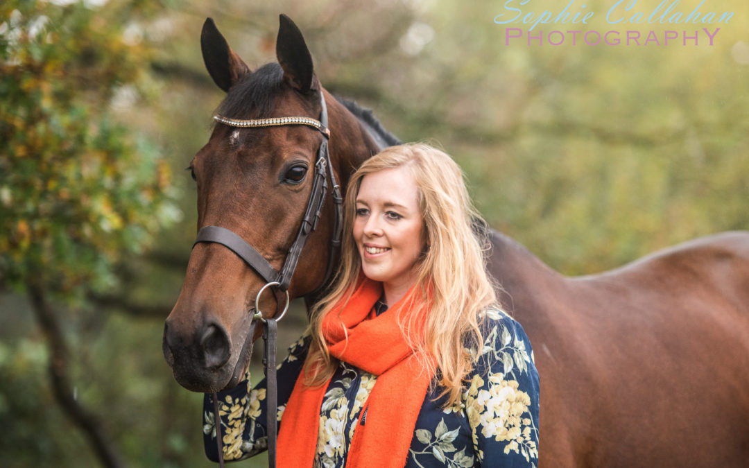 Rebecca & 'Beware Chalk Pit' – Equine Photoshoot, Essex