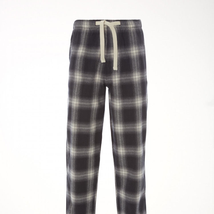 Mellow Check Lounge Pant, From White Stuff