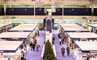 Your Guide to Shopping at Olympia Horse Show This Weekend