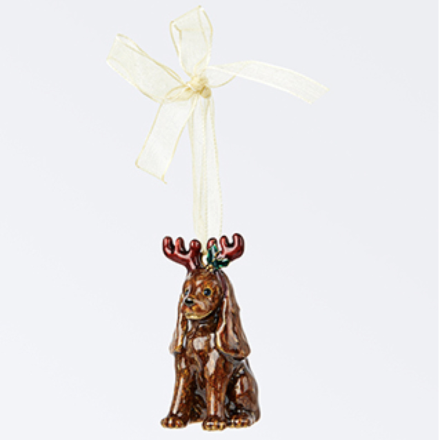 SPANIEL HANGING DECORATION, From Monsoon