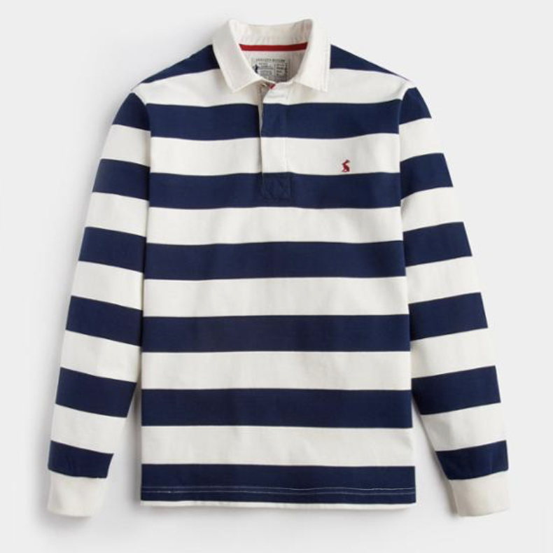 ONSIDE CLASSIC RUGBY SHIRT, From Joules