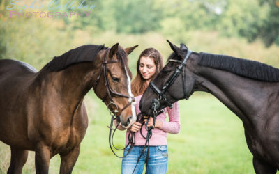 Holly, Bernard, Sparky and Baby Pony – Equine Photoshoot, Essex