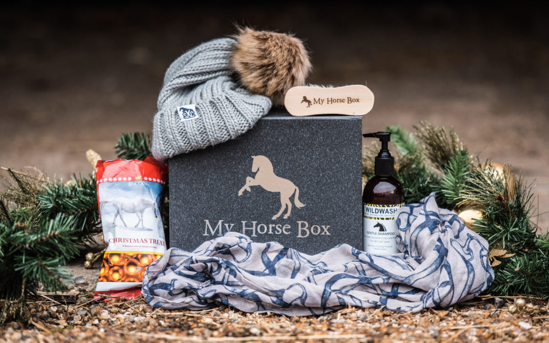 My Horse Box – The December Issue (And A Discount Code for You!)